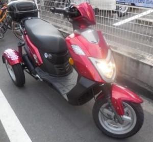 台湾 バイク PGO