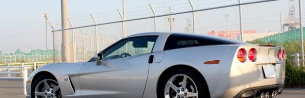 Corvette C6 インロック