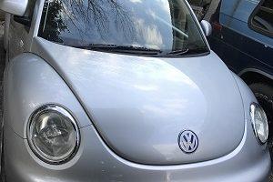 2001 Volks Wagen Beetle スペアキー作製