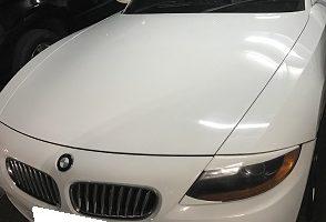 2005年 BMW Z4 キーレスキー作製