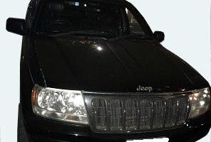 2000年 Jeep グランドチェロキー 紛失キー作製