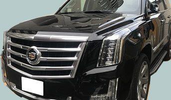 Cadillac Escalade 2017 Prox スマートキー追加作製