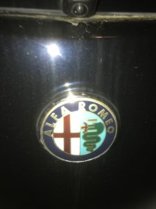 ALFA ROMEO エンブレム