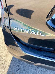 エクストレイル T32 ロゴ