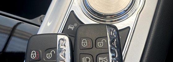2015 Jaguar XF スマートキー追加